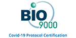 Covid Protocol Certification by Bio 9000