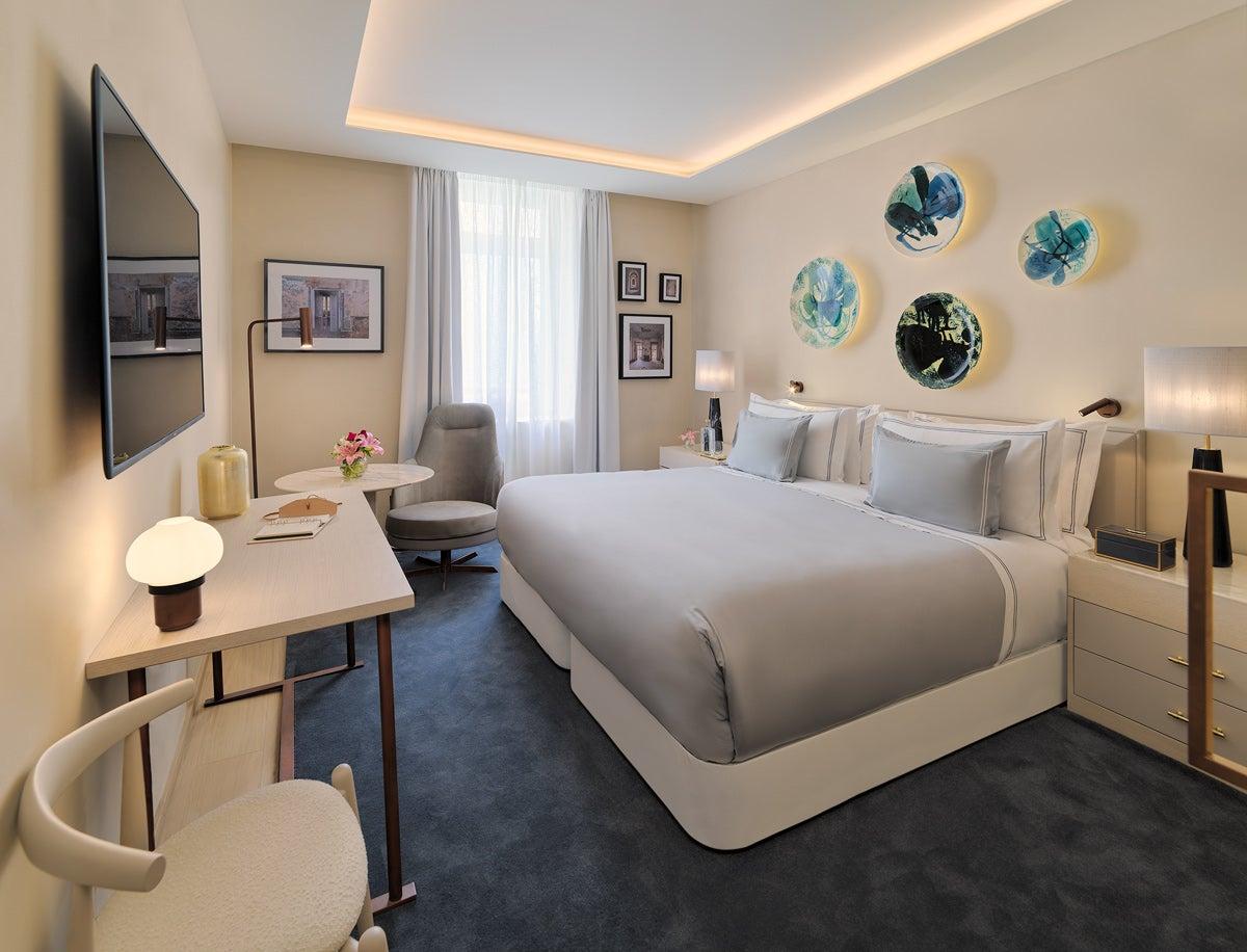 habitación hotel