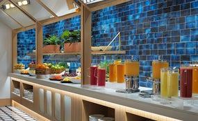 Desayuno buffet en el Restaurante Tortuga
