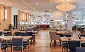 Restaurante para desayunos La Galería