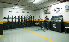 Bike storage facility