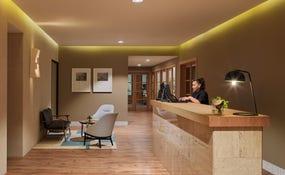 Despacio Spa Centre Reception