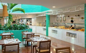 Restaurant Buffet Jandía mit live-küche