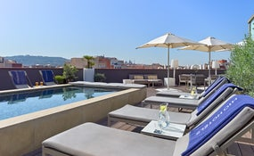 Terraza Sky Bar y Plunge pool