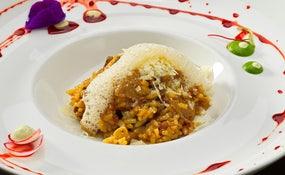 Gastronomía elaborada Restaurante Sa Calma