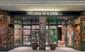 Entrada principal del hotel