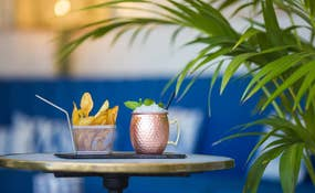 Elaborate gastronomy at the Limão Rooftop & Chill Out Bar