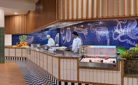 Büffet-Restaurant Garoé mit Live-Küche (reformierter!)