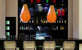 Lobby bar del hotel