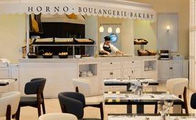 Boulangerie. Restaurant Alborán (Erneuert!)