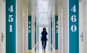 Corridoio delle stanze