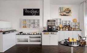 Privilege Frühstücks