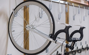 Bike storage facility (new!)