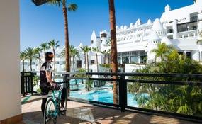 Отель, специализирующийся на велотуризме