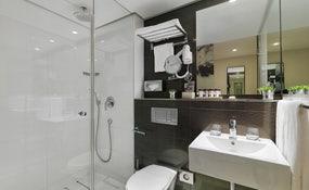 Badezimmer der Basiczimmer