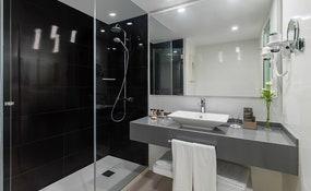 Baño reformado Habitación Doble