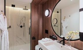Baño de la Habitación Classic Barcelona