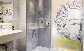 Baño de la Habitación Doble (Andy Warhol)