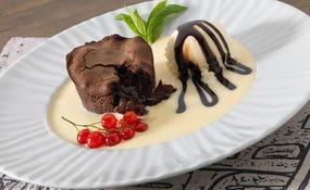 Gastronomía elaborada Restaurante Les Vinyes
