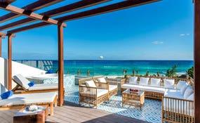 Eden Master Rooftop suite ocean view