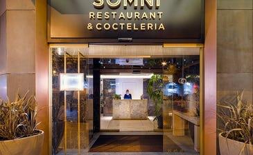 Entrada Somni Restaurant & Cocteleria