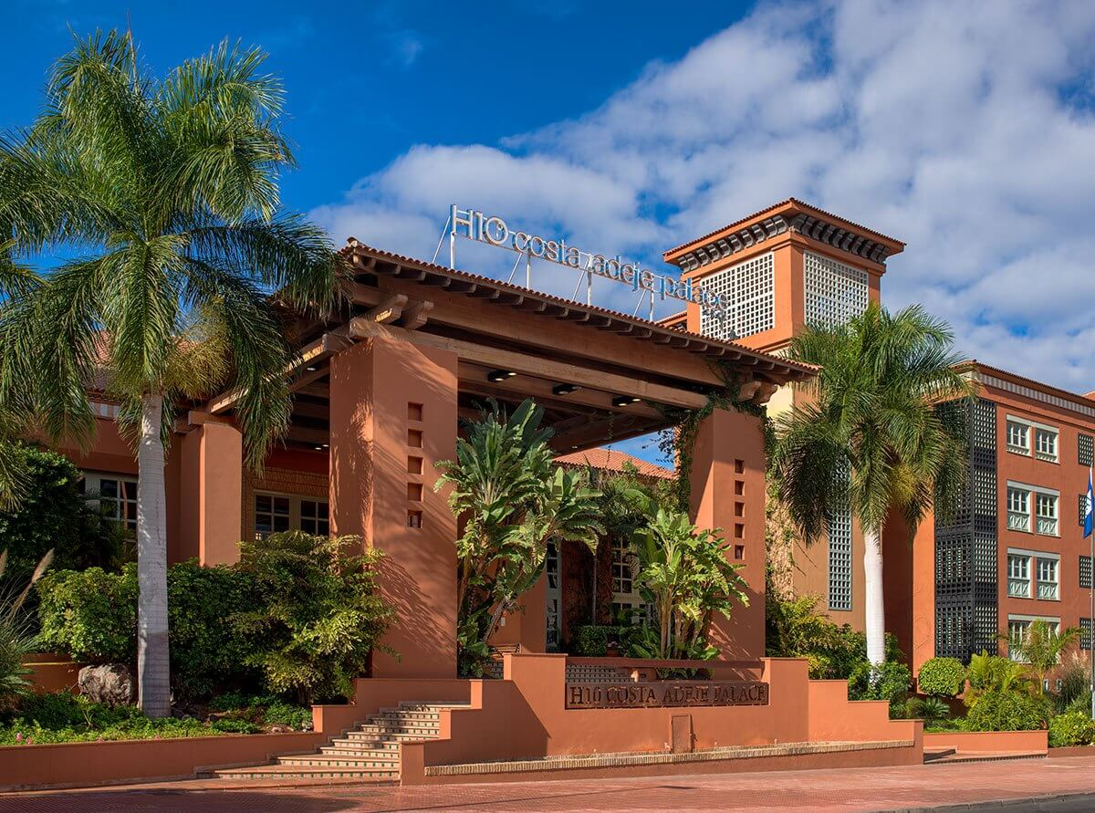 H10 costa adeje palace hotel in tenerife h10 hotels for Hotel hotel hotel