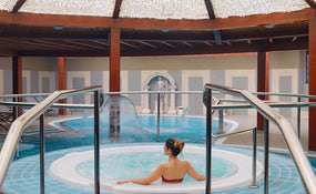 Dynamic swimming pool, Despacio Thalasso Centre