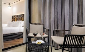 Superior Double Room terrace
