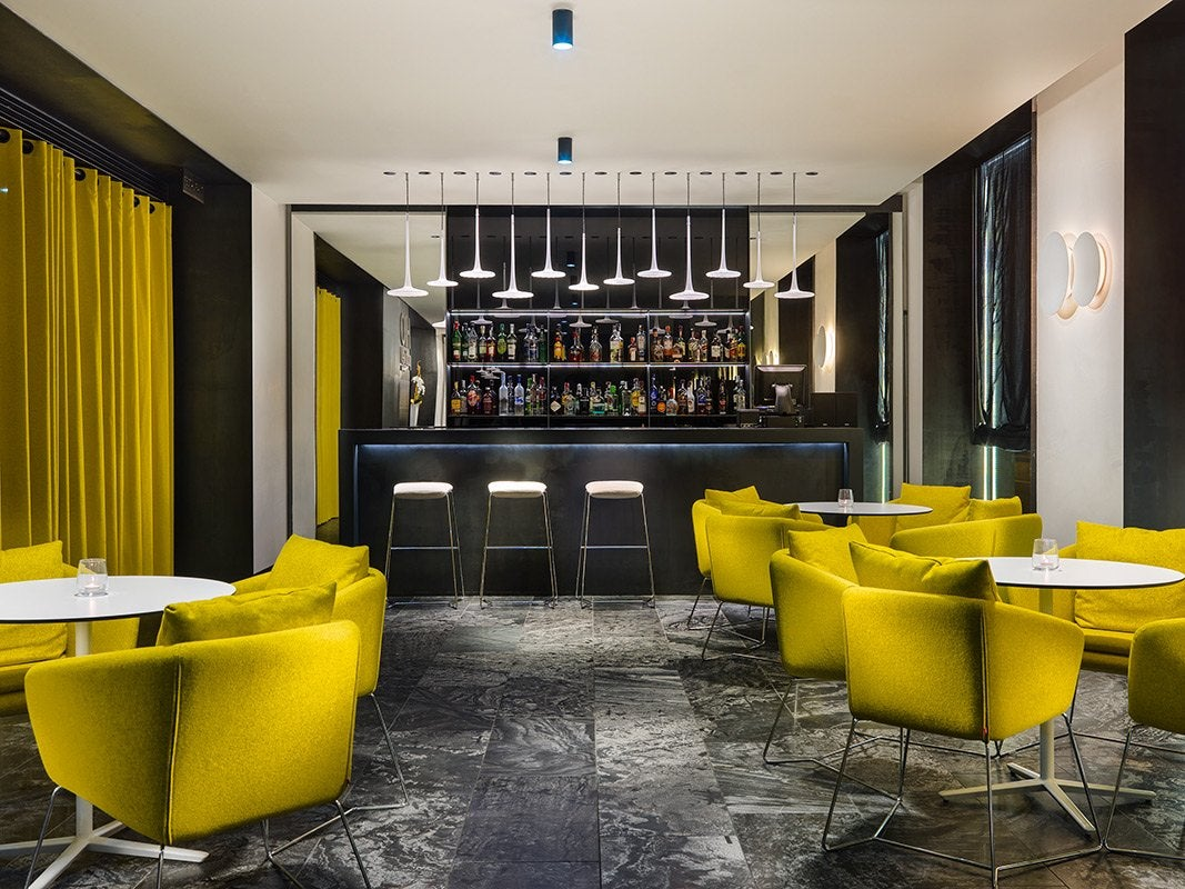 H10 port vell photos and videos h10 hotels for Hotel design genes