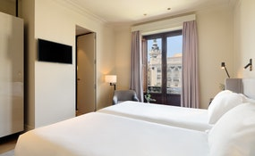 Plaza Tendillas Double Room