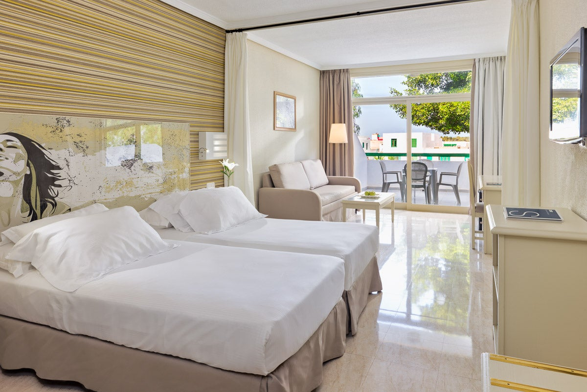 H10 lanzarote princess hotel in playa blanca h10 hotels - Chambre de princesse adulte ...