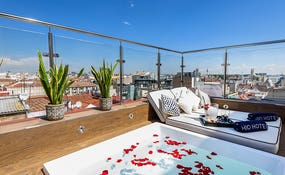 Suite Terrace Jacuzzi
