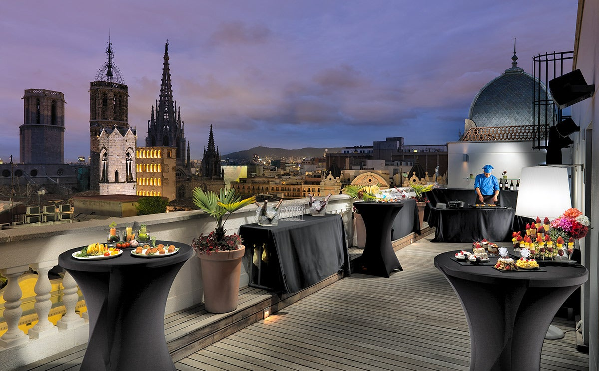 H10 montcada boutique hotel hotel in the centre of for Hotel boutique barcelona