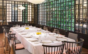 Restaurante Urban: montaje imperial