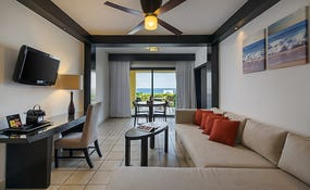 Junior Suite Privilege Master Suite Ocean View