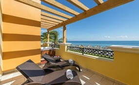 Terraza Junior Suite Privilege Master Suite