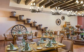 Hacienda Los Girasoles: mexikanisches À-la-carte-Restaurant