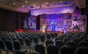 Teatro del hotel