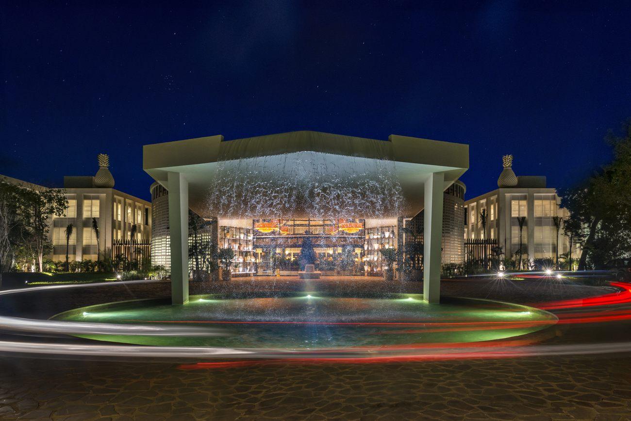 Ocean riviera paradise hotel riviera maya h10 hotels for Hotels genes