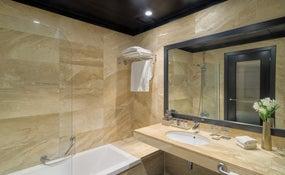 Salle de bains de la Chambre Double