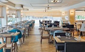 Ristorante Buffet Blancafort con cucina a la vista
