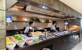 Restaurante buffet Los Menceyes