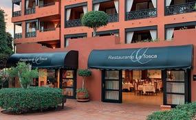 Restaurante a la carta La Tosca