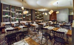 Ресторан Tabaiba с обслуживанием по типу «шведский стол»