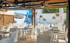 Terrasse Restaurant La Masia