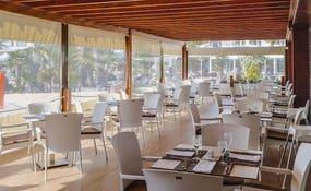 Terraza del Restaurante Buffet Famara