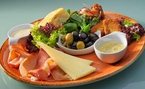 Gastronomia elaborata Ristorante Salt & Pepper