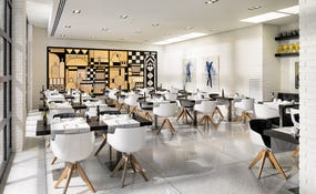 Art Gallery Restaurant