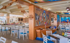 Famara restaurant children's buffet