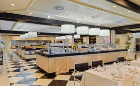 Restaurant buffet El Jable